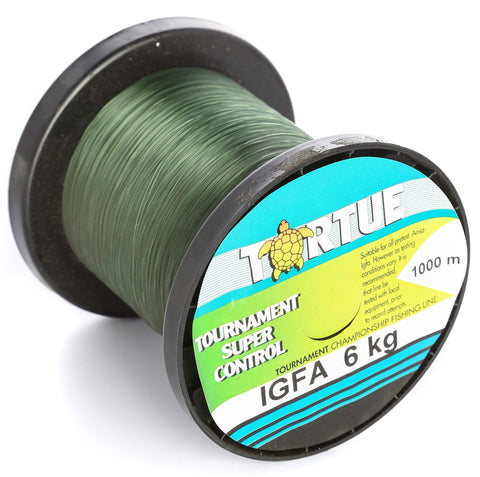 Tortue Super Control IGFA 1000m 6kg Fishing Line
