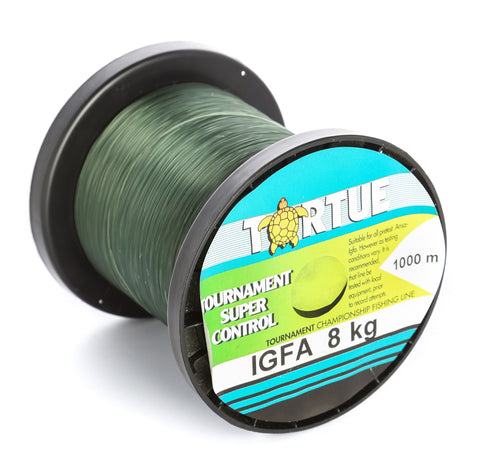 Tortue Super Control IGFA 1000m 8kg Fishing Line