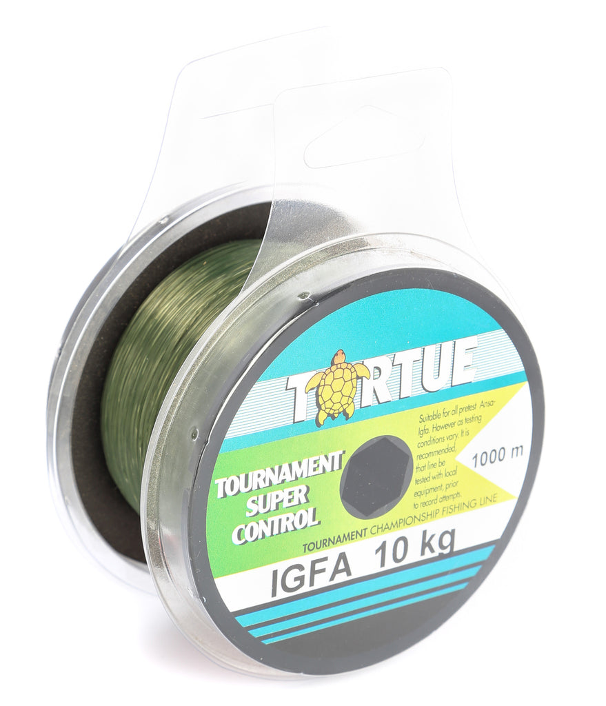 AG040 - Tortue Super Control IGFA 1000m 10kg Fishing Line