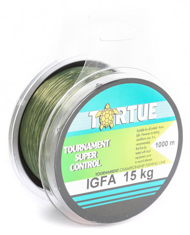 Tortue Super Control IGFA 1000m 15kg Fishing Line