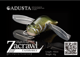 ZYB012 - Adusta Zacrawl Yajirobee - 012 Golden Perch