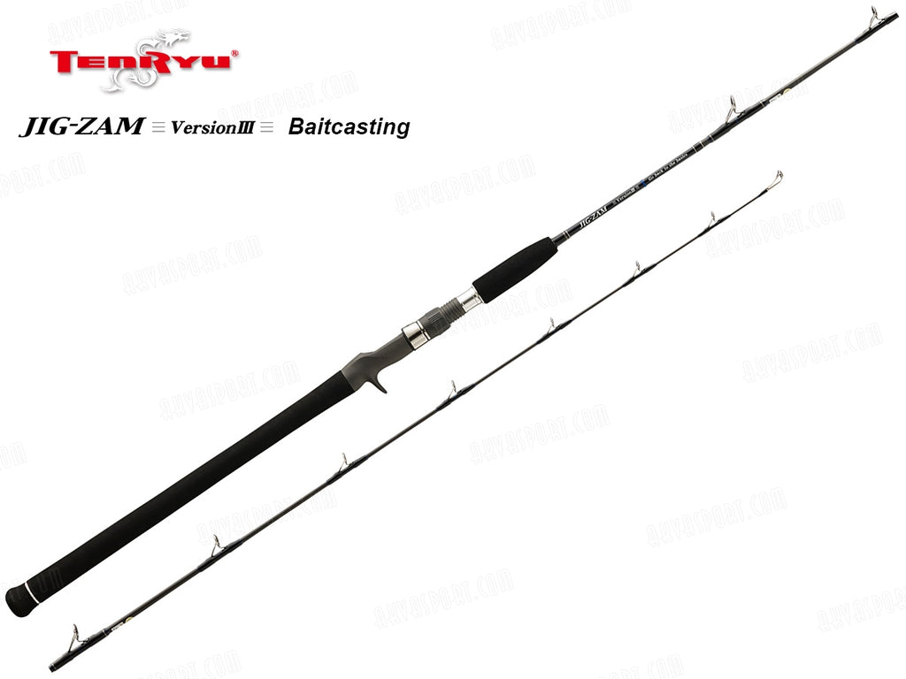 JZVIII571B4 - Tenryu Jig Zam Version III - Jigging Game