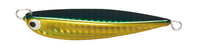 Tackle House Tai Jig 120g #1 Green / Gold