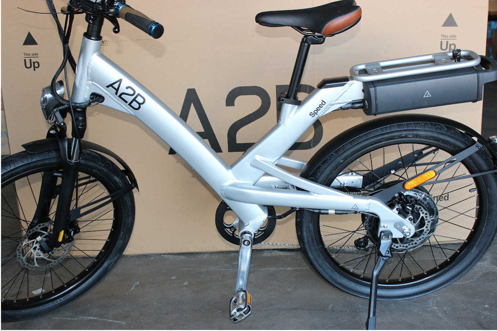 A2B Speed Electric Bike Assembly Guide