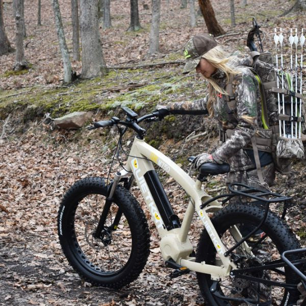 On Sale Quietkat Fatkat 48v Mid Drive Electric Fat Tire Bike Qkm750 I