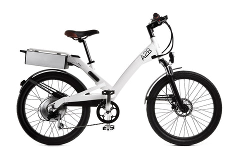 A2b Alva 36v Electric Commuter Bike