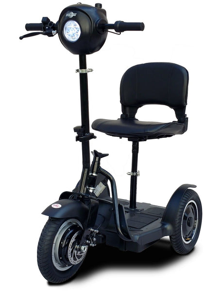 Ev rider stand n ride electric mobility scooter electric for Stand on scooters with motor