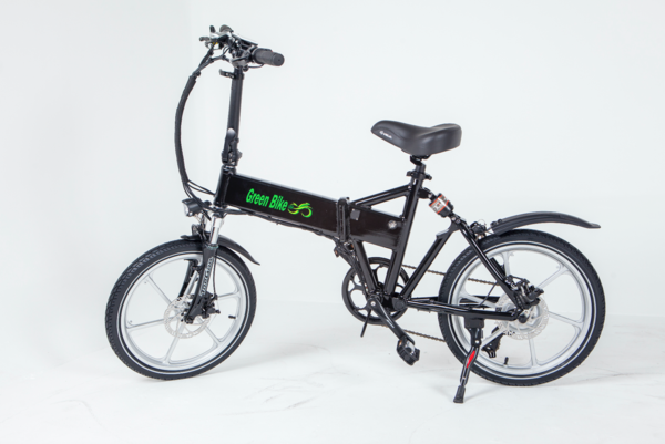 Green Bike USA 2017 GB Smart Folding Electric Bike