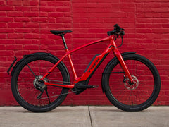 trek electric bicycle