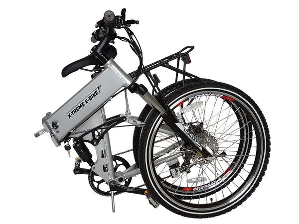 X-treme Baja Folding Electric Mountain Bike 36 Volt