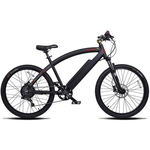 OTECH PHANTOM XR V5 ELECTRIC CITY BIKE