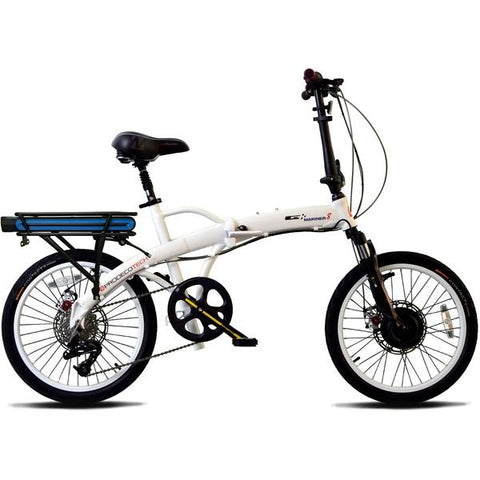 OTECH MARINER 8 ELECTRIC FOLDING BIKE