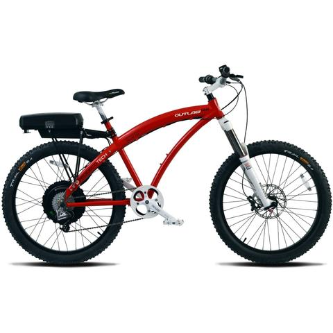 PRODECOTECH OUTLAW 1200W 48V HARDTAIL ELECTRIC MOUNTAIN BIKE