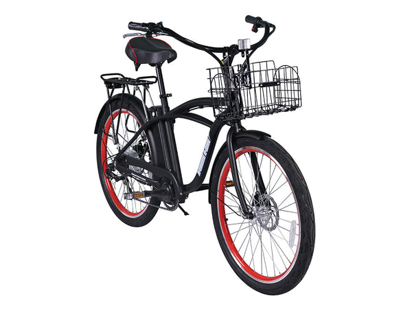 X-Treme Newport Beach Cruiser Electric Bike 24V8AH 300W