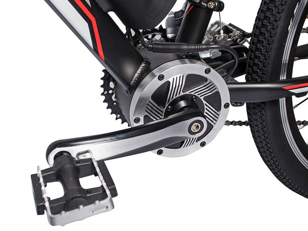 X-Treme Summit 48 Volt Mid-Motor Electric Bike