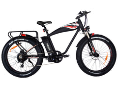 AddMotor MOTAN M5500 1000W Fat Tire Electric Mountain Bike Electric Mountain Bikes - Electric Bike City