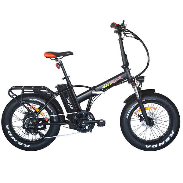 Addmotor MOTAN M150 P7 48V Electric Fat Tire Folding Bike Electric Mountain Bikes - Electric Bike City