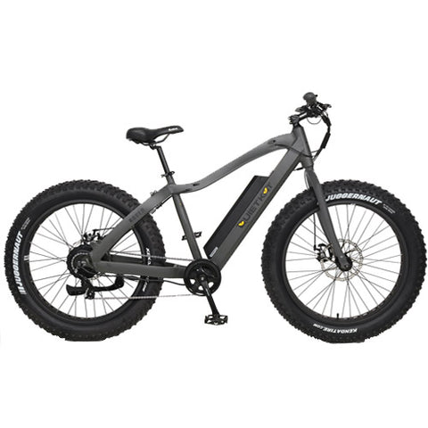 QuietKat Rover 750 48V, 750 Watt Hub-Drive Electric Fat Tire Bike Electric Fat Tire Bikes - Electric Bike City