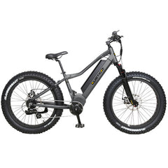 QuietKat Sequoia 48V, 750 Watt Electric Mountain Bike Electric Fat Tire Bikes - Electric Bike City