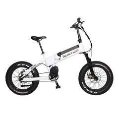 QuietKat Voyager 48V, 750/1000 Watt Electric Folding Bike Electric Folding Bikes - Electric Bike City