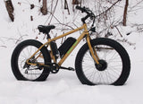 Baad Rad Fat Tire Electric Bike Electric Bikes - Electric Bike City