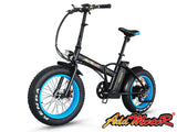 Addmotor MOTAN M150 48V Folding 20 inch Fat Tire Electric Bike Electric Mountain Bikes - Electric Bike City