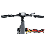 MOTAN M560 P7 48V 750W Front Suspension Fat Tire Electric Bicycle Electric Mountain Bikes - Electric Bike City