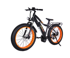 Addmotor MOTAN M5800 1000W Hard Tail Fat Tire Electric Bike Electric Mountain Bikes - Electric Bike City