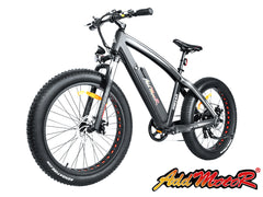 Addmotor MOTAN M560 48V Front Suspension 26 Inch Fat Tire Electric Bicycle Electric Mountain Bikes - Electric Bike City