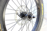 A2B E-bike Front Wheel Accessories - Electric Bike City