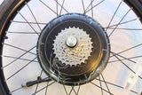 A2B Metro/Octave Rear Wheel with Motor Accessories - Electric Bike City