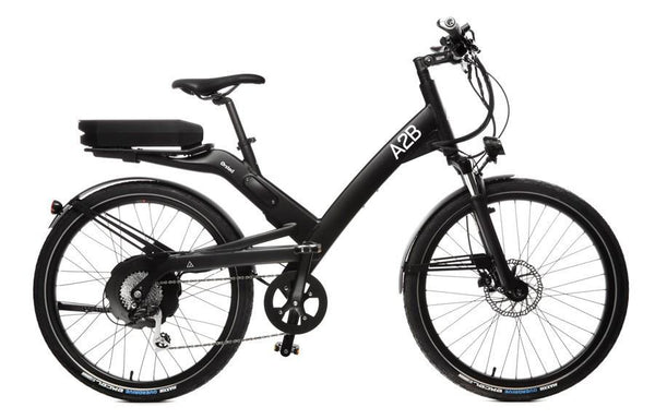 A2B Orsted  Cruise 36V Electric Bike Electric City Bikes - Electric Bike City