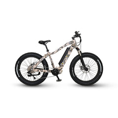 QuietKat Ambush 750 48V, 750 Watt Mid-Drive Electric Fat Tire Bike Electric Fat Tire Bikes - Electric Bike City
