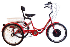 Belize Bike Tri-Rider Capri Electric Trike Electric Trikes - Electric Bike City
