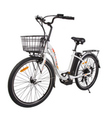 Ecotric PEACEDOVE Electric City Bike Electric City Bikes - Electric Bike City