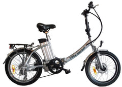 Belize Bike Punta Electric Folding Bike Electric Folding Bikes - Electric Bike City