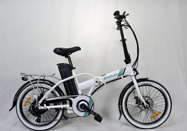 emojo Crosstown 36V Electric Folding Bike Electric Folding Bikes - Electric Bike City
