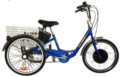 Belize Bike Tri-Rider Deluxe Electric Trike Electric Trikes - Electric Bike City