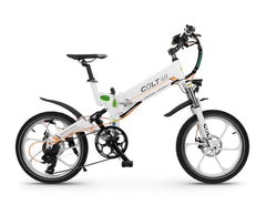 GreenBike Electric Motion Colt 48 Electric Folding Bike Electric Folding Bikes - Electric Bike City