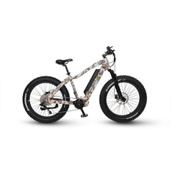 QuietKat Apex 1000 48V, 1000 Watt Mid-Drive Electric Fat Tire Hunting Bike Electric Fat Tire Bikes - Electric Bike City