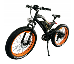 Addmotor Motan M850 48V 500W Full Suspension Electric Fat Tire Bike Electric Mountain Bikes - Electric Bike City