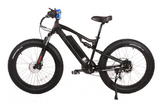 X-Treme Rocky Road 48V Electric Fat Tire Mountain Bike Electric Bikes - Electric Bike City