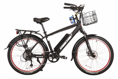 X-Treme Santa Cruz 48V Electric Beach Cruiser Bike Electric Bikes - Electric Bike City