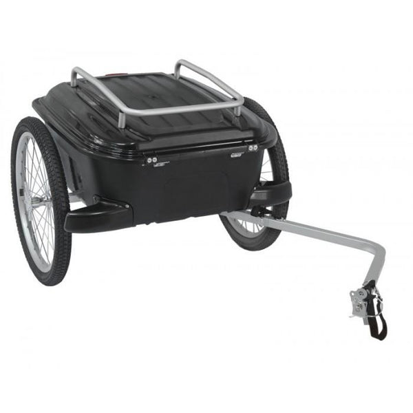 M-Wave CarryAll Hardbox Bicycle Luggage Trailer Accessories - Electric Bike City