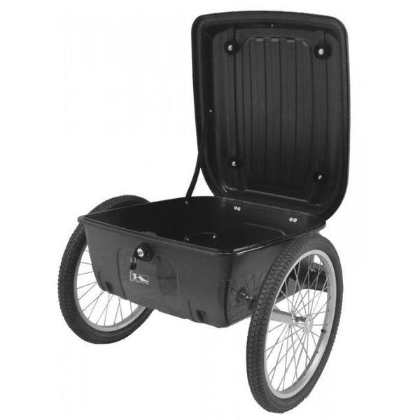 M Wave Carryall Hardbox Bicycle Luggage Trailer Electric