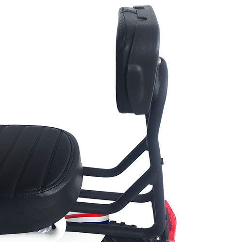 Addmotor Electric Bike Backrest Accessories - Electric Bike City