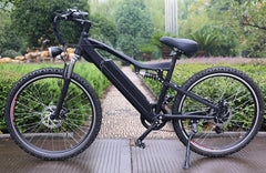 Belize Bike E-Rider Electric Mountain Bike Electric Mountain Bikes - Electric Bike City