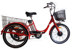 Belize Bike E-Trike Li Electric Trike Electric Trikes - Electric Bike City
