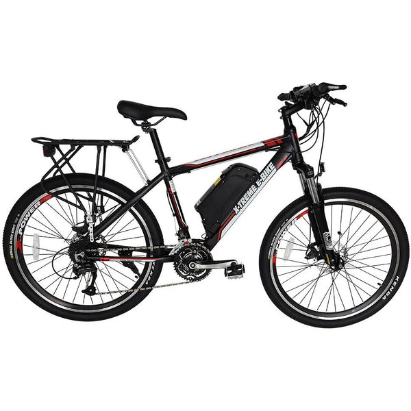 X-Treme Summit 48V Mid-Motor Hardtail Electric Mountain Bike Electric Bikes - Electric Bike City