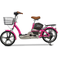 Electric Cargo Bikes - E-MOJO E1 48V Electric Cargo Bike